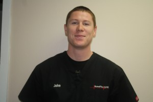 CPR Instructor Trainer John Vega