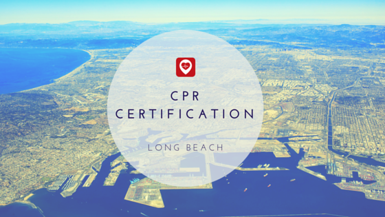 Long Beach CPR Certifiaction