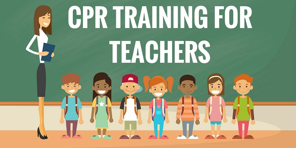 CPR Training for Teachers