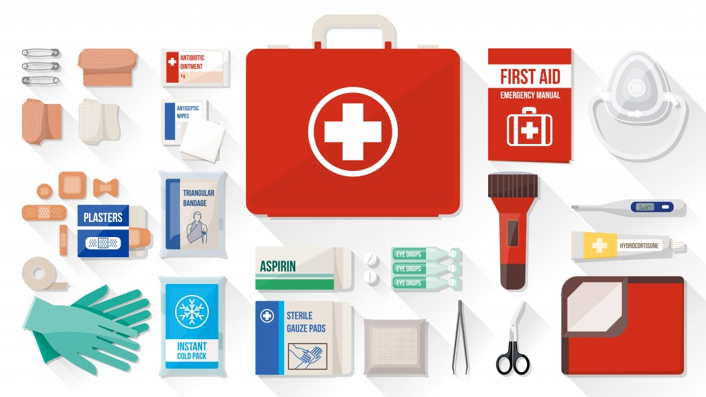 Essential First Aid Items You Should Have In Your Car Surefire Cpr