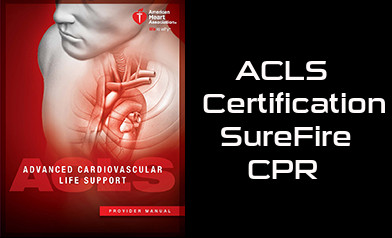 ACLS Certification Classes & Training in Southern California